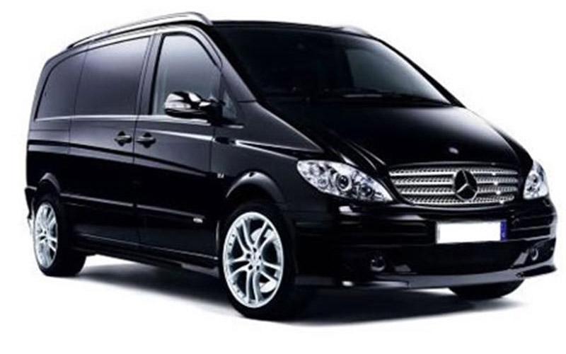 Véhicule de remplacement : Fourgonnette Mercedes Vito 116d