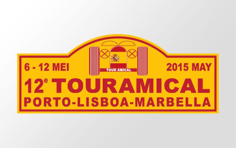 Tour Amical 2015