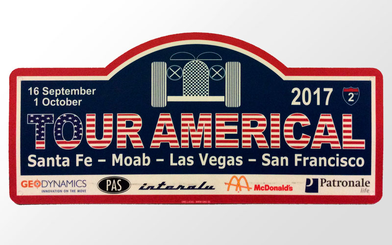 Tour Americal 2017