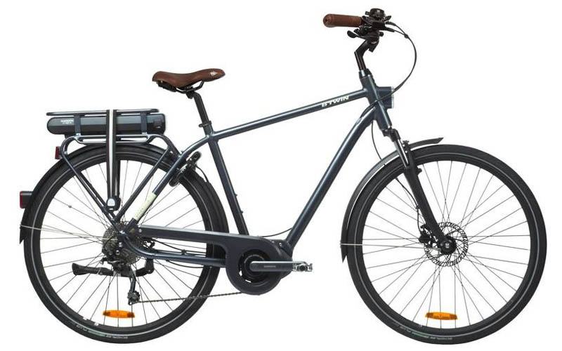 Véhicule de remplacement : vélo électrique